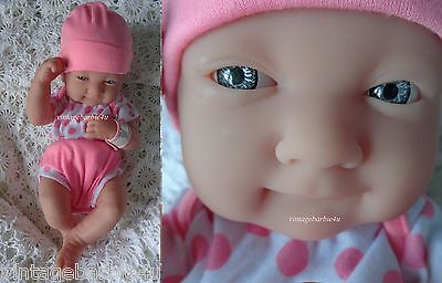 Berenguer La Newborn Baby Doll Girl Pink ID Wrist Band Spain NEW