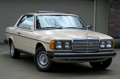 1979 Mercedes-Benz 300-Series 300CD 1979 Mercedes 300CD - CLEAN DIESEL COUPE READY FOR THE NEXT CARETAKER