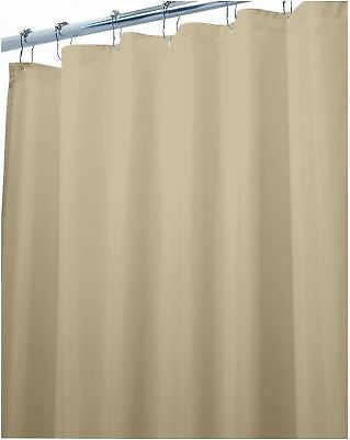 Clearance Beige/Ivory Shwer Curtain 3 Sizes Choice New Free Shipping