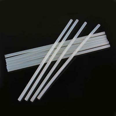 1x 7*250 mm Hot Clear Melt Glue Adhesive Sticks For Glue Gun Fast Craft Stick Z#