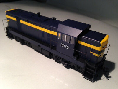 """Austrains HO Scale, VR """" T """" Class, T357, blue and Gold livery, DCC"""