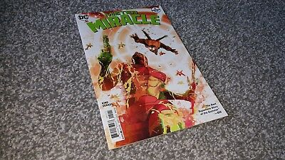 MISTER MIRACLE #2 of 12 GERADS VARIANT (2017) TOM KING - DC