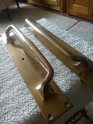 Vintage Bronze Door Handles Superb Quality