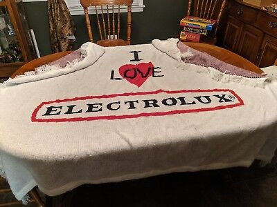 Electrolux blanket VERY RARE Great Condition Only one on EBAY!!