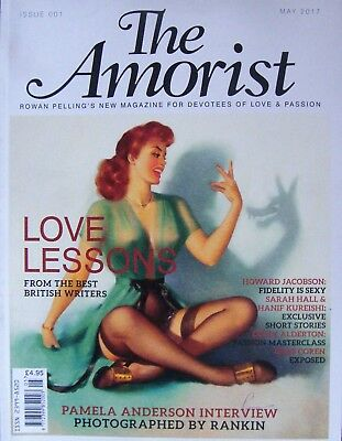 The Amorist Magazine Issue 1