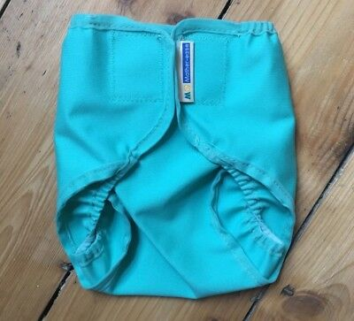 Motherease rikki wrap. Size medium. Turquoise. Excellent condition.