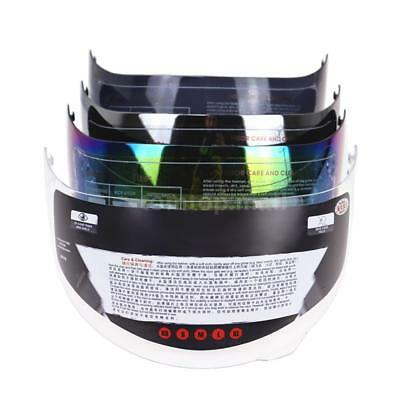 Anti-scratch Full Face Shield UV Motorcycle Helmet For 316 902 AGV K5 K3SV J0G7
