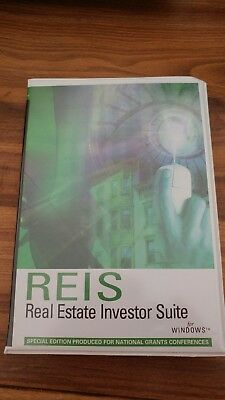 real estate investor suite for Windows special edition rare used good photos