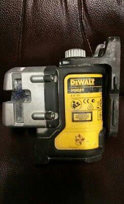 Dewalt DW089 3 Beam Line Laser Level