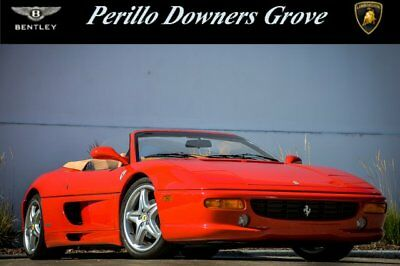 F355 Spider -- 1996 Ferrari F355 Spider for sale!