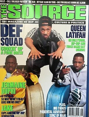 The SOURCE - No 107, AUGUST 1998