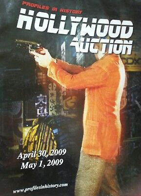 Profiles in History Props Auction Catalog Hollywood. Blade Runner Jurassic Park