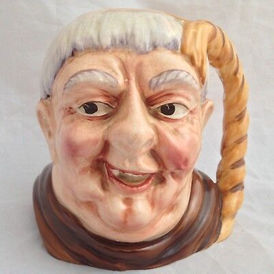 Oldcourt Ware - Friar Tuck - Toby / Character Jug