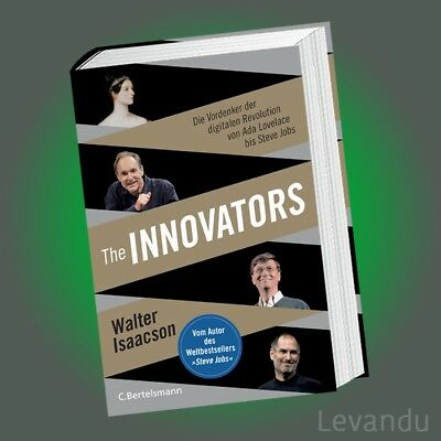 THE INNOVATORS | WALTER ISAACSON | Die Vordenker der digitalen … - Steve Jobs