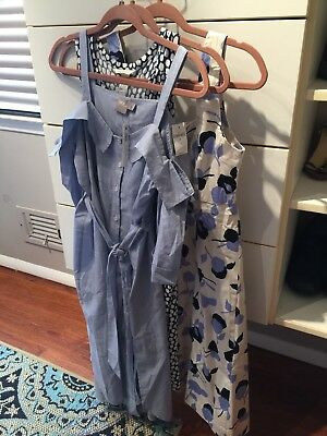 Lot 5 NWT/pre owned Maternity Summer Dresses xsmall/ small