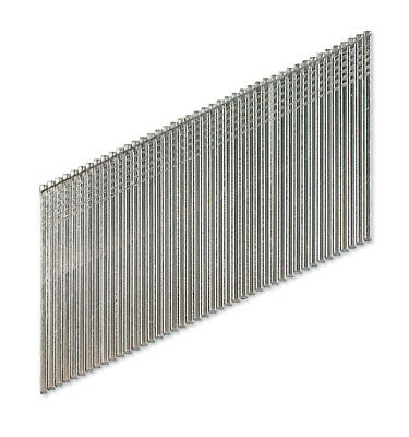 """Simpson Strong-Tie T15N250FNB 2-1/2"""" 15ga 316SS Angled Finish Nails 500ct"""