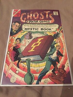 The Many Ghosts of Doctor Graves 2, Charlton Comics, 1967 (VF)