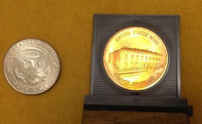Vintage Medal/Token from Collection-Free US Ship-Treasury Mint Denver Colorado