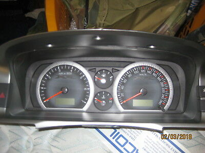 2007 BF MKII XR6 Instrument Cluster