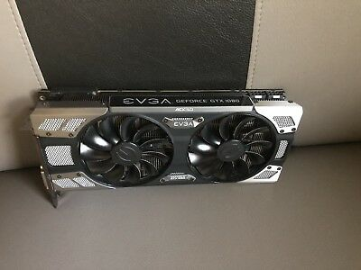 EVGA GEFORCE GTX 1080 SC GAMING ACX 3 0, 8GB GDDR5X 08G-P4-6183-KR  Superclocked