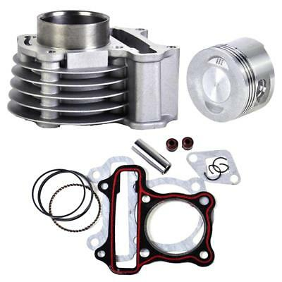 47mm Big Bore Kit Cylindre pour GY6 80CC Scooter Jonway Baotian TAOTAO, ATV