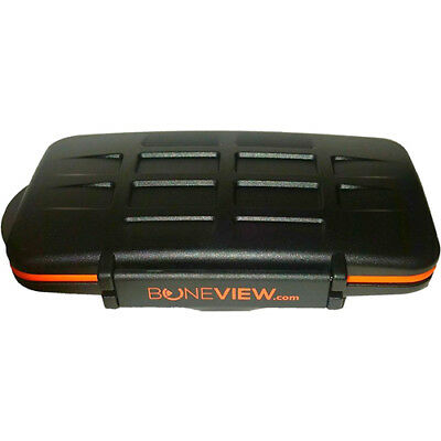 Boneview Bvsdcase  Sd Card Case Weather Resistant Protects 12Sd Cards