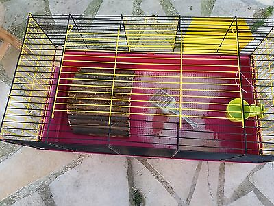 Cage A Lapin / Rongeur Complete