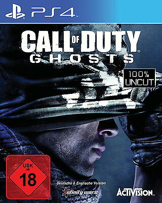 Call of Duty: Ghosts (100% uncut) - Sony PlayStation 4 - PS4 Spiel