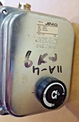 JEVI Variable Heater Immersion Element DK 7100 - 3 x 400V - 6000W  23170293