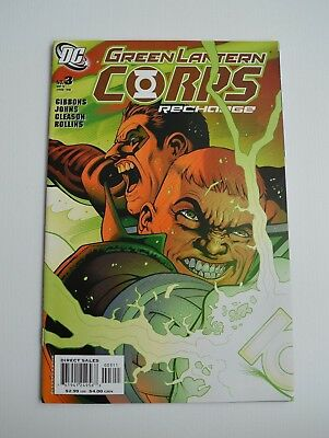 Green Lantern Corps Recharge - #3 - Used