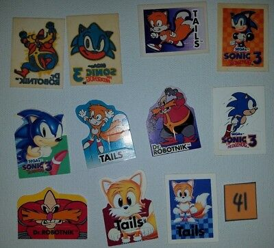 Cracker Jack Lot 41 on 422 - Sonic Prizes