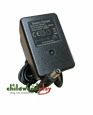 Universal 12V Battery charger for kids Electric Ride on Cars Jeep Quad Bike