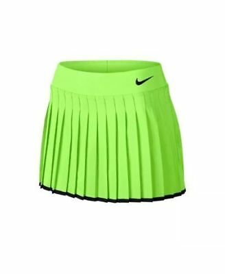 4b6bce3d04 Women's Nike Court Victory Pleated Tennis Skirt 728773 367 Size S, L, ...