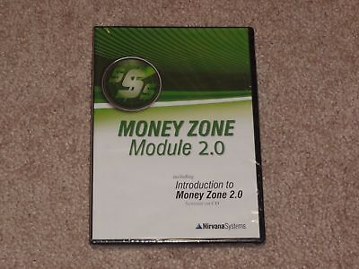 NirvanaSystems Money Zone Module V2.0 2 CD stock market wallstreet day trading