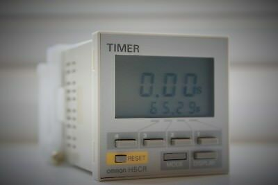 Omron H5CR-S-500 Digital Timer Relay