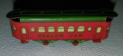 Cracker Jack Parlor Car - Tin Toy