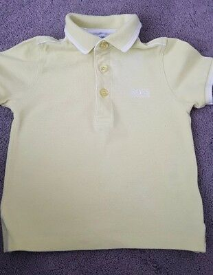 Hugo Boss baby polo 18 months