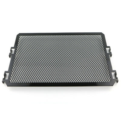 Radiator Cover Guard Grill Protector For 2015-2018 Yamaha XSR700 2016 2017 Black