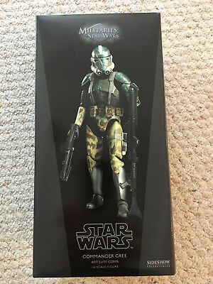 Sideshow Collectibles Star Wars Commander Gree 1/6 Scale Figure
