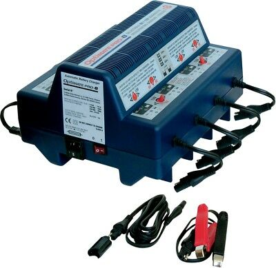 Tecmate TS-45 Optimate Pro 8 Maintainer/Charger