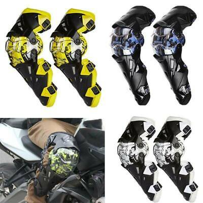 Cycling Motorcycle Racing Knee Pads Protective Gear Guard Elbow Protector SCOYCO