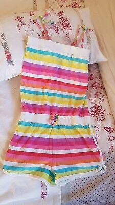 all in one shorts vest summer 5-6 years Next