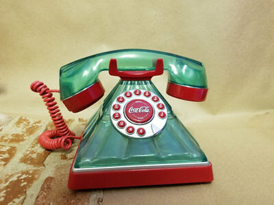 Polyconcept Green Glass Coca Cola Telephone