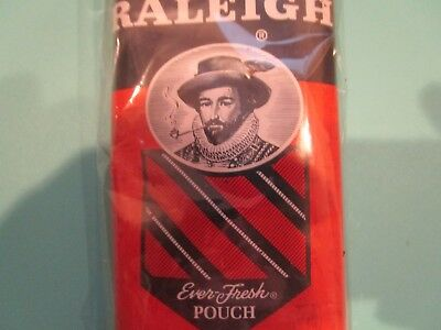 SIR WALTER RALEIGH REGULAR  PIPE TOBACCO PLASTIC 1.5 OZ POUCH free shipping