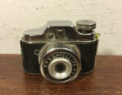 Vintage Satellite Mini Spy Camera Japan