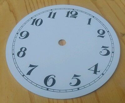 Clock Dial 150mm Arabic Enamel