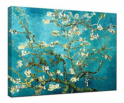 Canvas Print Wall Art Home Decor Van Gogh Painting Repro Almond Blossom Picture