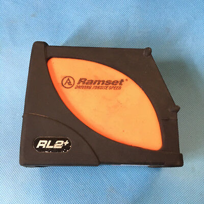 Used Ramset RL2 PLUS Combo Pocket Laser Point