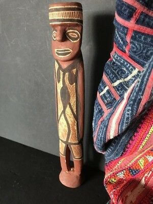 Old Tiwi Island Carved Wooden Figure …beautiful collection / display item