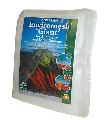 Agralan Enviromesh Fine Garden Plant Protection In Various Sizes